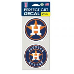 Houston Astros Decal Sticker