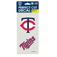 Minnesota Twins Decal Sticker