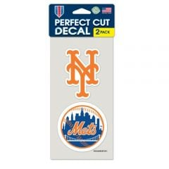 New York Mets Decal Sticker
