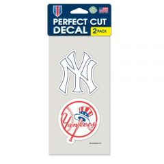 New York Yankees Decal Sticker