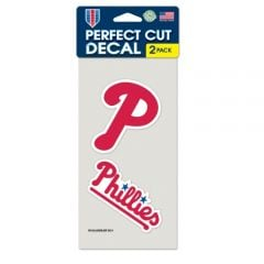 Philadelphia Phillies Decal Sticker
