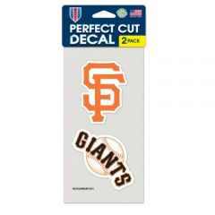 San Francisco Giants Decal Sticker