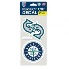 Seattle Mariners Decal Sticker