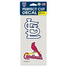 St. Louis Cardinals Decal Sticker