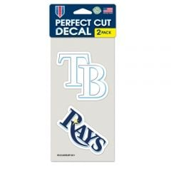 Tampa Bay Rays Decal Sticker