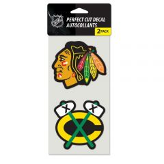Chicago Blackhawks Decal Sticker