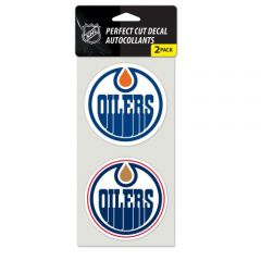 Edmonton Oilers Decal Sticker
