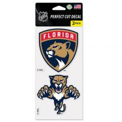 Florida Panthers Decal Sticker