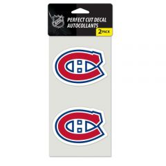 Montreal Canadiens Decal Sticker