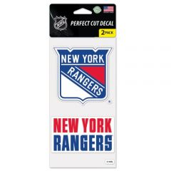 New York Rangers Decal Sticker