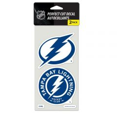 Tampa Bay Lightning Decal Sticker