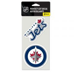Winnipeg Jets Decal Sticker