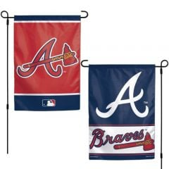 Atlanta Braves Garden Flag