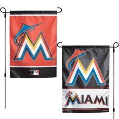 Miami Florida Marlins Garden Flag