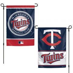 Minnesota Twins Garden Flag