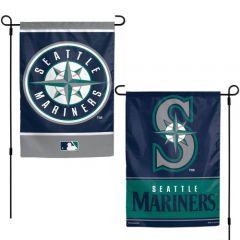 Seattle Mariners Garden Flag