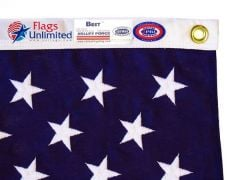 Valley Forge American Flags Best Cotton Material