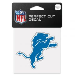 Detroit Lions NFL Decal Sticker