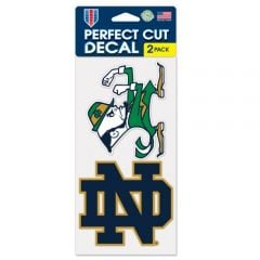 Notre Dame Fighting Irish Decal Sticker