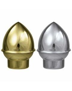 Gold & Silver Acorn