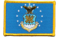 Air Force Flag Patch