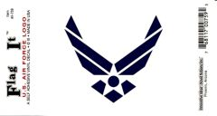 Air Force Wings Decal Sticker
