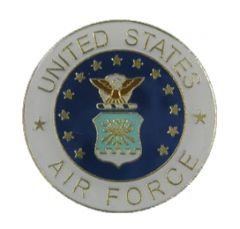 Air Force USAF Lapel Pin
