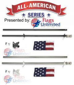 All American U.S. Flag Kit