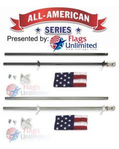 All American U.S. Flag Kit