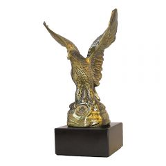 American Eagle Statuette With U.S. Seal