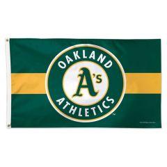Oakland Athletics Flag