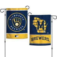 Milwaukee Brewers Garden Flag