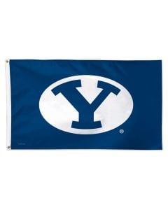 Brigham Young BYU Cougars Flag