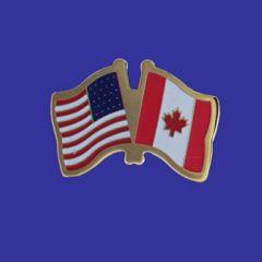 Canada & U.S. Lapel Pin