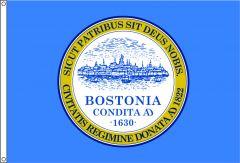 Boston Flag, City of