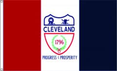 Cleveland Flag, City of