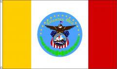 Columbus Flag, City of