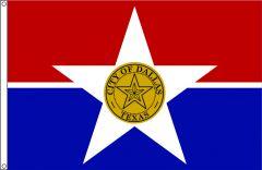 Dallas Flag, City of