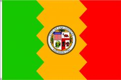 Los Angeles Flag, City of