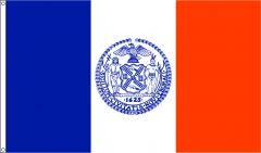 New York City Flag, City of