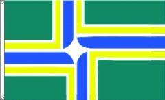 Portland Flag, City of