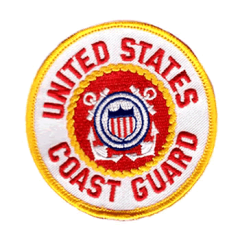 Coast Guard Seal Patch