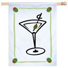 Cocktail Martini Banner