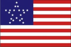 Great Star Flag - Nylon - 3' x 5'