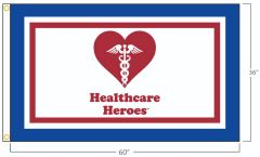 Healthcare Heroes Flag