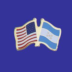 Honduras & U.S. Lapel Pin