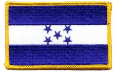 Honduras Flag Patch