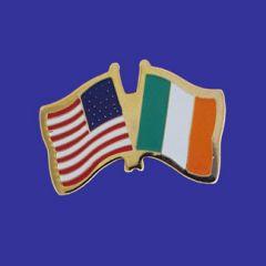 Ireland & U.S. Lapel Pin