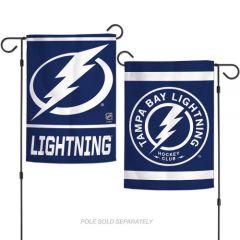Tampa Bay Lightning Garden Flag