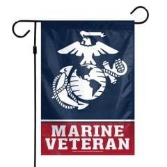 Marine Corps Veteran Garden Flag